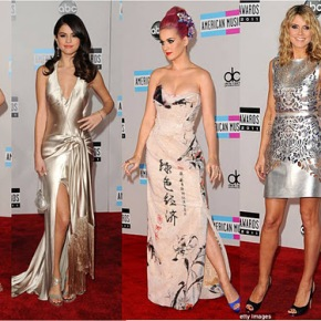 "Loftiss says ""AMA Biggest Fashion Moments"""