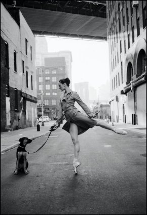 "Loftiss says ""The Ballerina Project"""