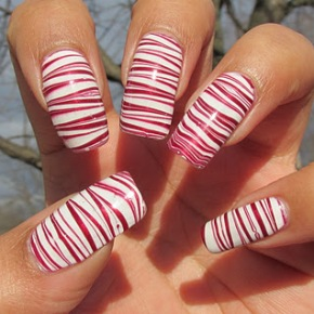 "Loftiss says ""Nail Blog Video. Water Marbling"""
