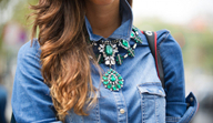 "Loftiss says ""Make It Work Monday: How to wear a denim shirt"""