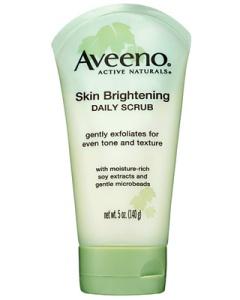 Aveeno-Skin-Brightening-Daily-Scrub