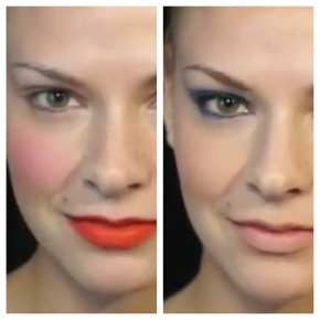 """Loftiss says """"How- To- Video: Add a pop of color to your dailyroutine!"""""""