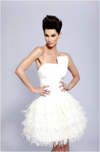 katarina-bocci-short-white-strapless-wedding-dress-perfect-for-reception-ruffle-feather-skirt.original