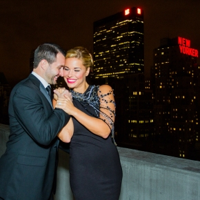 "Loftiss says ""Ta Da! My Engagement Pictures!!!!!"""