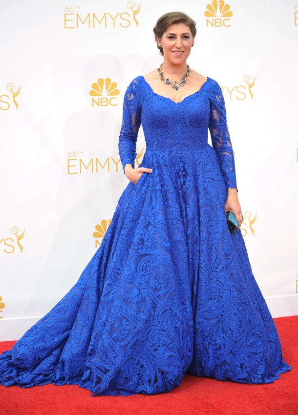 AP 2014 PRIMETIME EMMY AWARDS - ARRIVALS A ENT USA CA