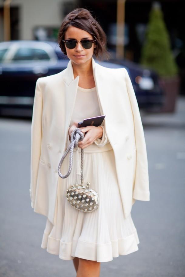white-dress-with-blazer