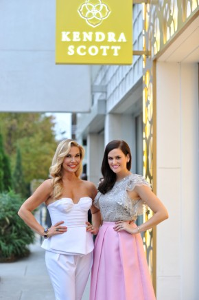 "Loftiss says ""Our Kendra Scott Event in Atlanta!"""