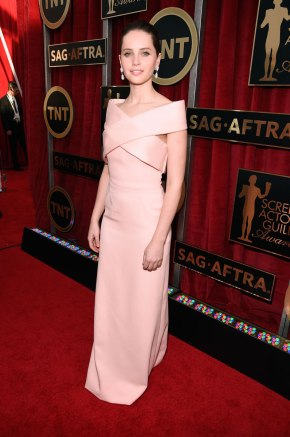 "Loftiss says "" WHAT A WEEKEND! SAG Awards + Miss Universe Looks"""