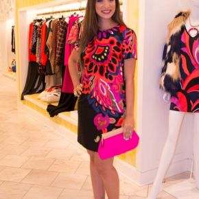 Loftiss says 'My Trina Turk Fall Presentation. Photos!!!!'